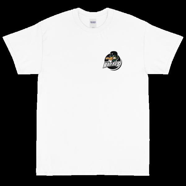 Camiseta Valencia Royals Blanco Front