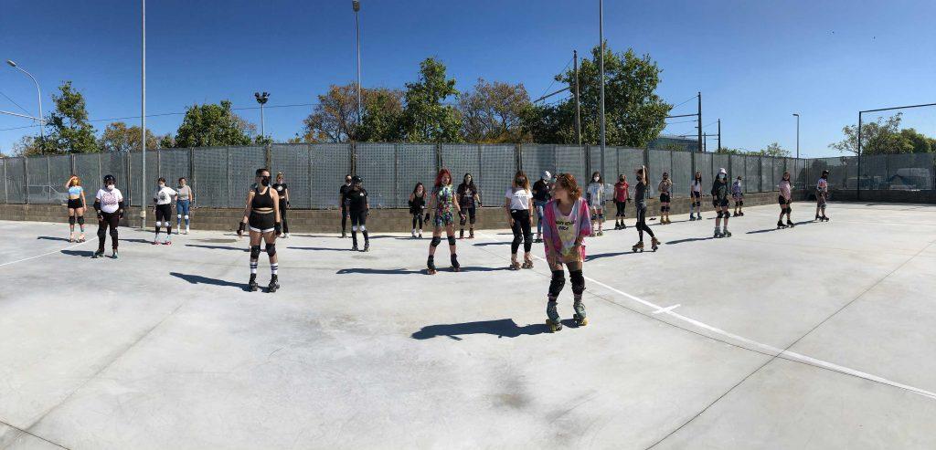 Club-de-Patinaje-Valencia-Royals-Clases-de-Roller-Dance-en-Valencia-Laura-Naranjo