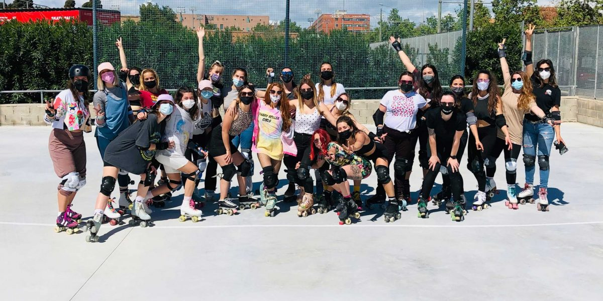 Foto-Grupo-Rollerskaters-Roller-Day-Valencia-Quad-Chicas-Girls